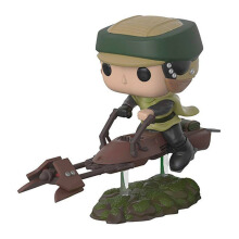 FUNKO POP! Star Wars #229 Luke Skywalker with Speeder Bike [Limited Edition Chase] FU32531