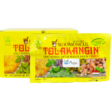 Tolak Angin Cair - Dus isi 12 sachet