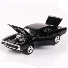 Jantens 1:32 Dodge Charger The Fast And The Furious Free Shipping Alloy Car Models