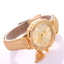 Fashionmall Decoration Wristwatch leather Watch 8COLOR