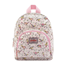 CATH KIDSTON Little Birds Kids Mini Rucksack with Chest Strap - Tas Anak Perempuan - Pink Pink One Size
