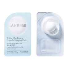 Laneige Water plus Renew Capsule Sleeping pack 3ml