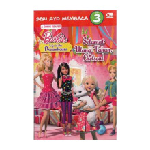 Comic Reader: Barbie Life In The Dreamhouse: Selamat Ulang Tahun, Chelsea! - Mattel