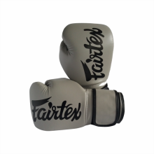 FAIRTEX Boxing Gloves BGV14 Gray 10 Oz