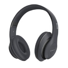 Ins Rex P702 Wireless Bluetooth headset For Apple Android phones and IPAD -Grey