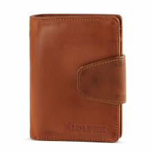 GOLFER - MEN WALLET DOMPET KASUAL PRIA - GF.2806 - BROWN