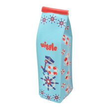 WIGGLE Nautical Milk Pencil Case Random Color