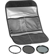 Hoya 62mm Digital Filter Kit II Black