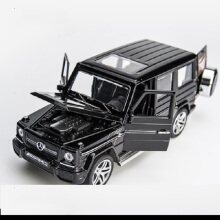 Jantens KIDAMI 1:32 Alloy Pull Back Diecast car Model Black