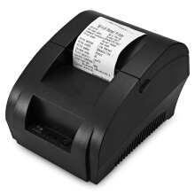 ZJIANG ZJ - 5890K - LN Portable Printer Bluetooth Thermal Receipt Machine with USB Port for Android iOS