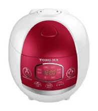 Yongma Magic Com 1.3 Liter Digital - YMC1380 Merah Red - White