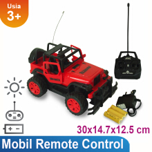 Ocean Toy Mobil Remote Control Off Road Skala 1:18 - XY006D