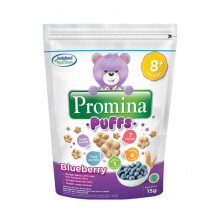 Promina Puffs Blueberry 8m+ - 15gr