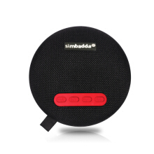 Simbadda Music Player CST 310N Red Black