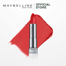 MAYBELLINE Lipstick Color Sensational Powder Matte-GETREDDY