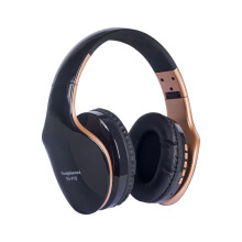 Vinmori SN-P18 Newest noise cancelling adjustable wireless Bluetooth headphones sport Stereo Foldable headphone