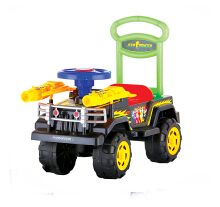 ALLUNID Ride On Cars JR 551 Multicolor