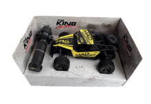 Bless Toys Mainan Mobil Remot Control RC THE KING CHEETAH TURBO HIGH SPEED CAR UJ99-1815B
