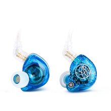 TFZ Series 2 HiFi In Ear Monitor Earphone with Detachable Cable - Transparent Blue
