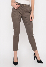 Shop at Banana Female Pants Brown All Size