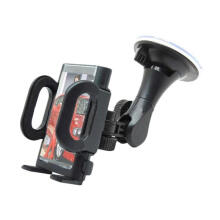 Tokomuda Car Hp Holder Universal Ac Holder 2in1 Package Holder Set Black