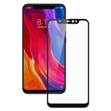 Vaping Dream - Xiaomi MI 8 MI 8 SE Tempered Glass Full Cover Screen Protector Screen Guard