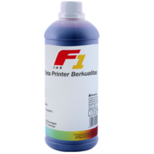 F1 Ink - Refill Printer for Printer HP @1 KG CMYK