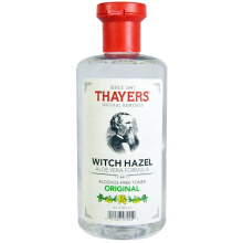 Thayers Witch Hazel Aloe Vera Formula Alcohol-Free Toner Original 12 fl oz 355 ml