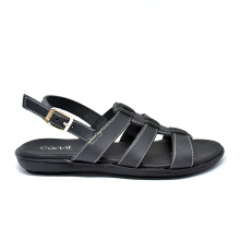 CARVIL Sandal Casual Ladies Chloe-L Black