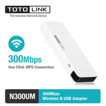 TOTOLINK - N300UM - 300Mbps Wireless N USB Adapter