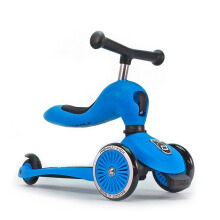 SCOOT AND RIDE Highwaykick 1-5 Blue