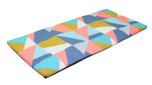 Sleep Max Matras Lipat - Geometric Rainbow / 80x180x4cm