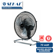 SEKAI Desk Fan/Wall Fan 2IN1 14