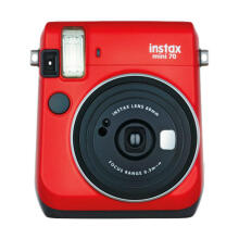 FUJIFILM Instax Mini 70 (Red) Red