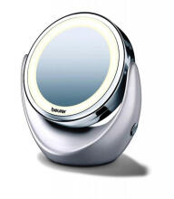 BEURER - LIGHTED COSMETIC MIRROR - BS 49  3 year warranty German product authorized dealer