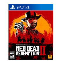 SONY PS4 Game Red Dead Redemption 2 - Reg 3