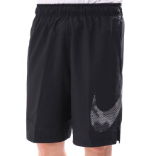 NIKE As M Nk Flx Short Woven Gfx - Black/(White)