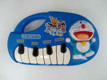 Bless Toys Mainan Elektronik Organ Doraemon Original Impor - Blue