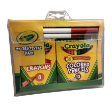 CRAYOLA My Creativity Pack Asst A1