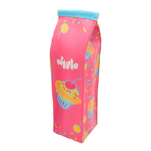 WIGGLE Cupcake Milk Pencil Case Random Color