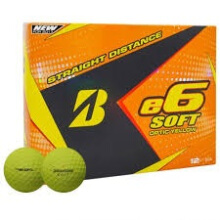 BALL BRIDGESTONE E6 SOFT YELLOW