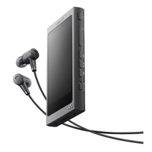 SONY MP3 player lossless bluetooth noise reduction music walkman nw-a36hn B (black)