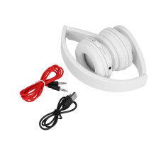 [COZIME] Foldable Wireless Stereo Bluetooth Headset Mic For iPhone Cellphone PC Laptop Others1