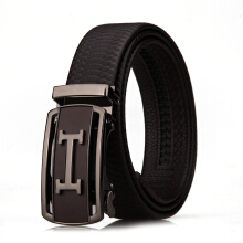 JINFENGLUOTUO Men's Business Cow Leather Belt GZ001