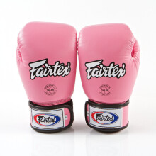 FAIRTEX Boxing Gloves STD Pink BGV1