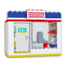 EMCO Brix Indonesia Cityscape Mini Shop 8630
