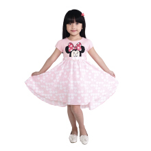 KIDS ICON Dress Anak Perempuan DISNEY Minnie with Printing Detail - MWD00100180