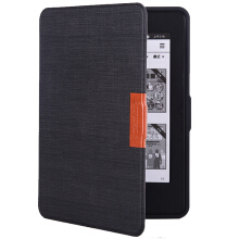 TUOZI adapter 899/958 version Kindle protective sleeve / shell Kindle Paperwhite 1/2/3 generation electric paper book soft shell protective cover canvas pattern black