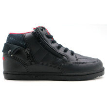 Fans Xpander R - Casual Shoes Black Red