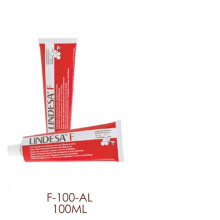 Lindesa F 100ml–Metal-­‐Tube Red